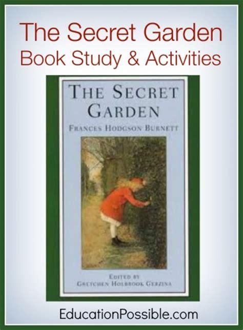 book report on the secret garden the secret garden book study activities