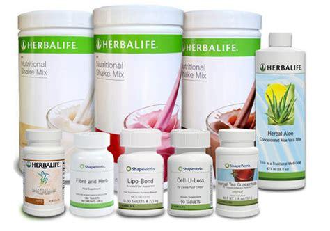 paket paling cepat turun berat badan herbalife