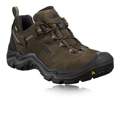 keen mens boots keen wanderer mens brown waterproof outdoors walking