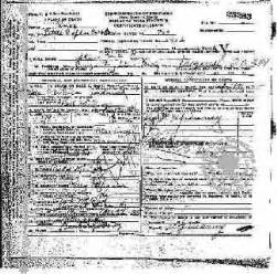 Smith County Birth Records Deaths Aa To An Rootsweb 93 Best My Family The Mccoys