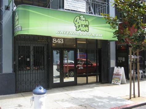 Sf Green Door by The Green Door Dispensary San Francisco