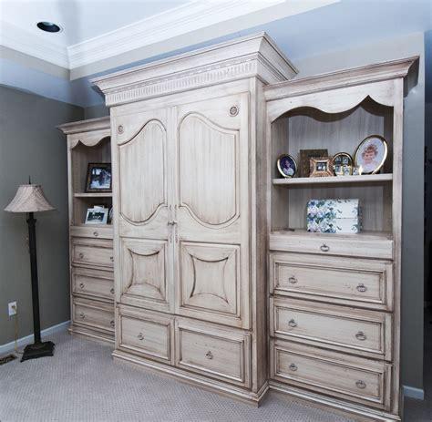 hand  bedroom wall unit  custom wood creations custommadecom