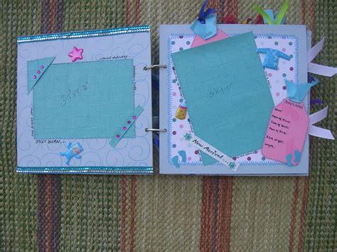 Handmade Baby Scrapbook Ideas - vishesh collections handmade by deepti baby boy scrapbook
