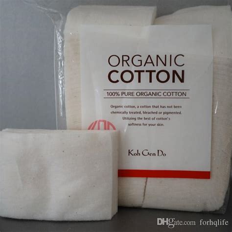 Koh Do Authentic Organic Cotton Pad Japan Original e cig original cotton pads koh do 100 japanese organic unbleached cotton vape wick for diy