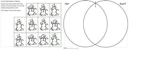 printable venn diagram for first grade math worksheets kindergarten first grade happy memorial