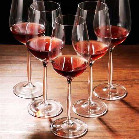 barware glasses wholesale 570ml high quality tall wine glasses wholesale