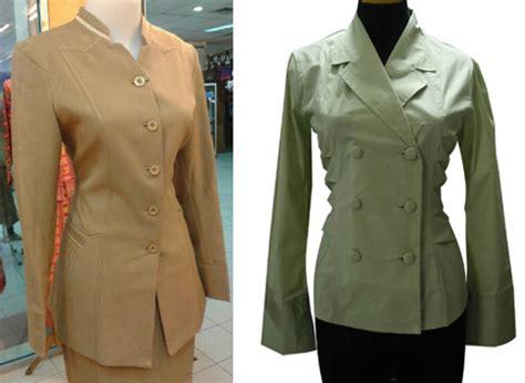 Baju Dinas Wanita 16 Contoh Gambar Model Baju Dinas Kantor Terbaru 2016