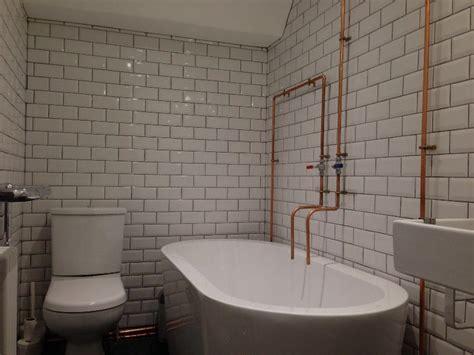 bathtub bong copper bathroom trends victoriaplum com