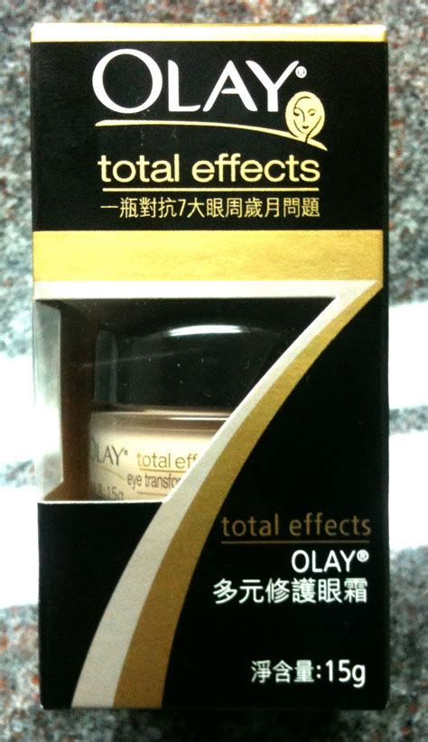 Olay Total Effects Eye the clover inn olay total effects eye transforming