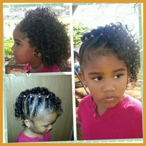 Hairstyles For Biracial Curly Hair by Biracial Toddler Hairstyles Www Pixshark
