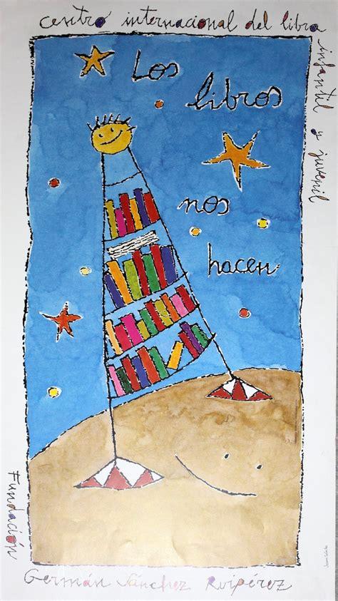 libro animorphia 20 posters to los libros nos hacen juanvi s 225 nchez 1998 carteles sobre libros lectura y bibliotecas