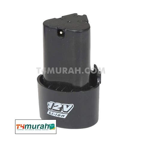 Mesin Bor Portable jual baterai cadangan untuk mesin bor portable 12v harga