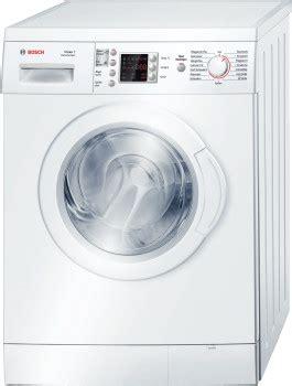 Bosch Waschmaschine Fehlercode Löschen by Bosch Wae28445 Ab 999 90 Preisvergleich Bei Idealo De