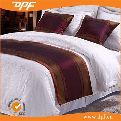 bed scarves dark color satin decorative bed scarves and runners buy