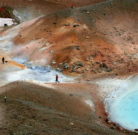 wandlen aus gips island wandern in einer welt aus eis licht und lava welt