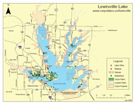 lake lewisville texas tx | information and directory of