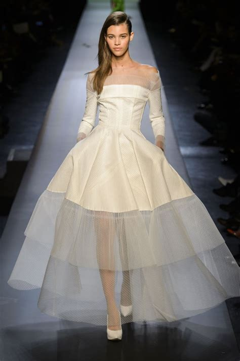 Jean Paul Gaultier Haute Couture Spring 2015   Wedding