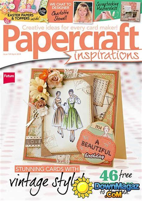 Papercraft Inspirations Magazine - papercraft inspirations april 2014 187 pdf