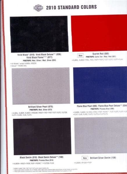 paint colors harley davidson 2015 harley paint colors autos post