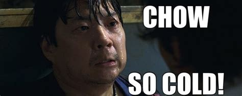 So Cold Meme - 7 memes that show chow is the biggest weirdo in the