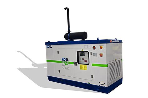 list of all kirloskar silent generator for rent in india