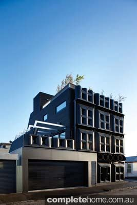 grand designs australia water tank house grand designs australia back in black latest news and advice homesales com au news
