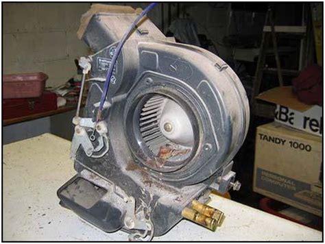 Suzuki Samurai Heater Samurai Cleaning The Heater Assembly With Repair Izook