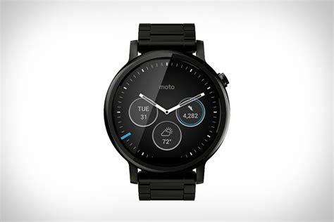 Smartwatch Moto 360 motorola moto 360 smartwatch uncrate