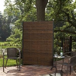 patio divider how to make in your outdoor in total privacy