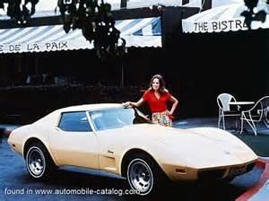 1974 chevrolet (usa) corvette c3 coupe full range specs