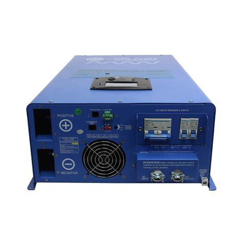 len 8 volt 3 watt 10000 watt inverter charger 10kw 48 volt inverter aims