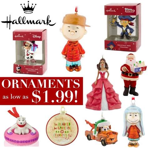 cvs hallmark ornaments hallmark ornaments clearance sale as low as 1 99