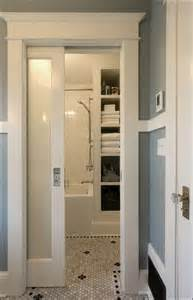 bathroom doors ideas 17 best ideas about sliding bathroom doors on