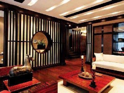 chinesische wohnkultur interior design asian inspired living