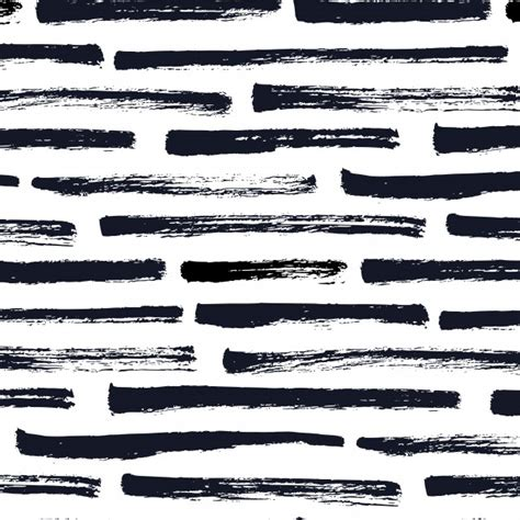 paintbrush pattern dry brush stripes pattern vector free download