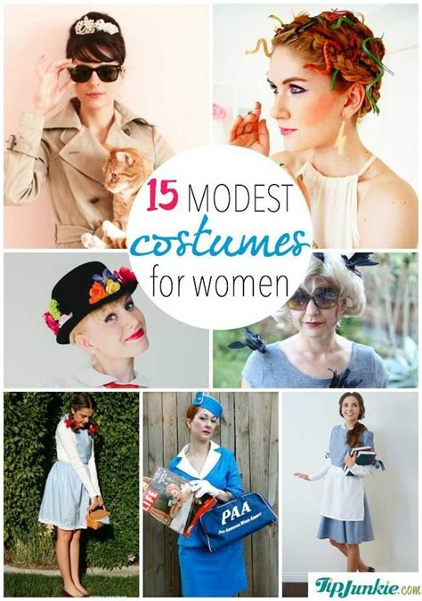 modest costumes  women halloween fun pinterest