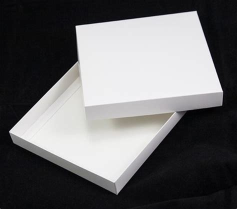 box greeting card template 6 quot x 6 quot white greeting card boxes for handmade cards sc2