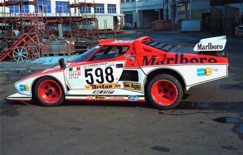 Lancia Stratos 5 Lancia Stratos Turbo Gr 5 Silhouette 1976 Mad 4 Wheels