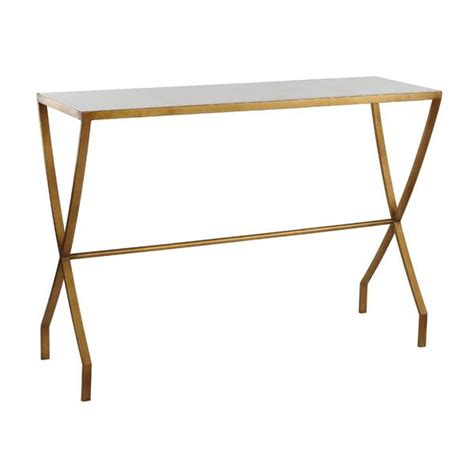 gold and marble console table gold and marble console table africaslovers com