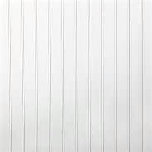 Hardboard Wainscot Panel Shop Purbead 47 76 In X 2 48 Ft Single Bead Hardboard