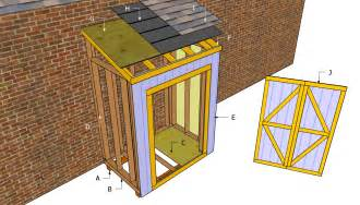 Lean to shed design shed plans kits