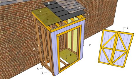 shed building plans lean to shed design shed plans kits