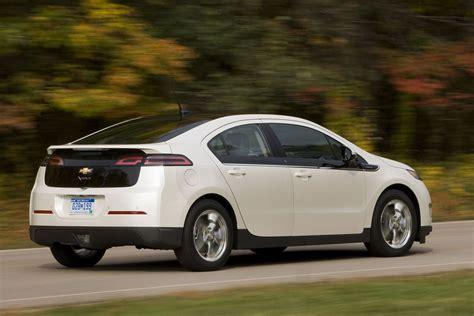 Opel Volt by Chevrolet En Opel Pluggen Volt En Era Autonieuws