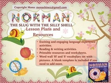 norman the slug with the silly shell books norman the slug with a silly shell language the o jays