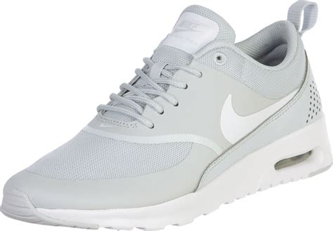 nike air max thea  shoes grey
