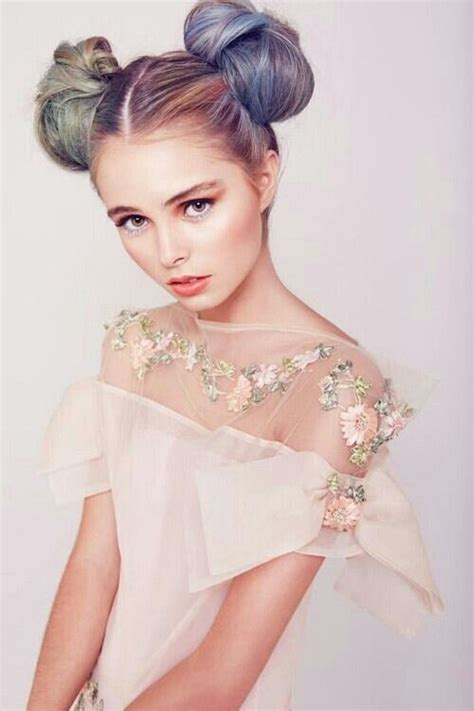 hairstyles like space buns space buns hairstyles pinterest