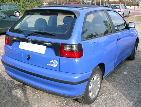 Seat Ibiza 1 9 1995 Auto Images And Specification