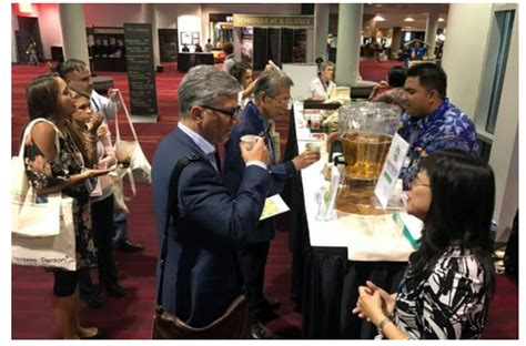 Teh Organik teh organik indonesia curi perhatian di world tea expo 2017