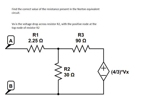 determine the resistor values necessary to achieve the indicated voltages find the correct value of the resistance present chegg
