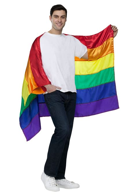 65180 Rainbow Tunic 1 pride cape
